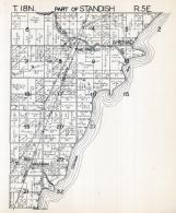 Standish Township, Arenac, Pine River, Saganing, Arenac County 192x